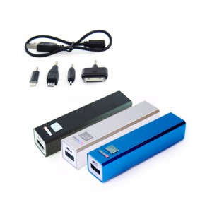Fantasy Portable Charger with Iphone5 Adaptor
