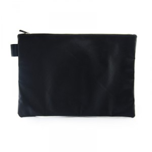 Leather Document Pouch