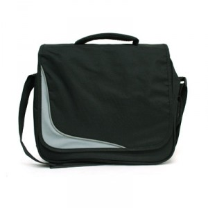 Document Bag in Ribstop Material