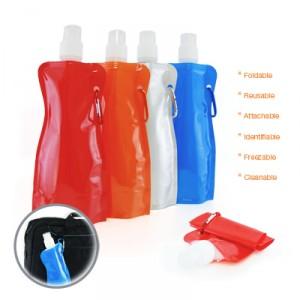 BPA Free Collapsible Water Bottle