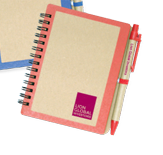 A6 ECO Note-Keeper with Pen
