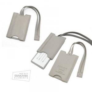Daniel's Edition Luggage Tag – Grey