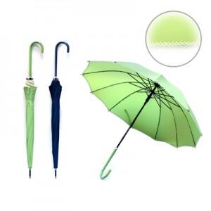 Vilala Auto Open Straight Umbrella