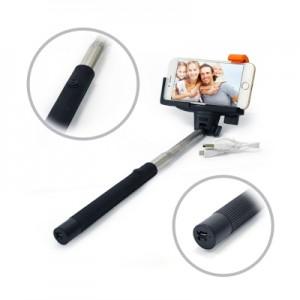 2 In 1 Bluetooth Selfie Stick Monopod