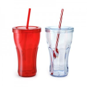 Overla Tumbler With Straw