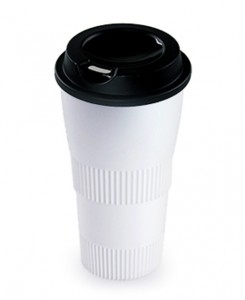UMG1601 Spantex Coffee Cup With Lid