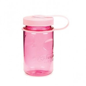 Round MiniGrip Bottle Pink