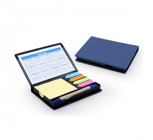 JNO1027 Divine Notepad With Pen And Calendar