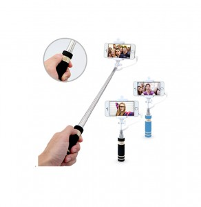EMF1000 Mini Selfie Stick With Wired
