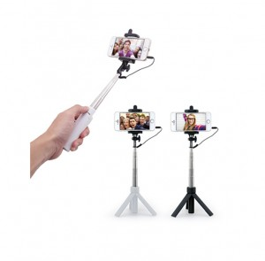 EMF1004 Apdox Selfie Stick With Tripod Stand