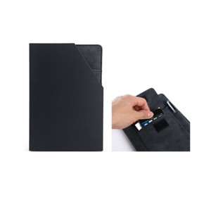 ZNO1026 Luslax A5 Notebook With Pockets