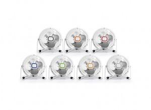 EGF1003 Neon USB Mini Fan