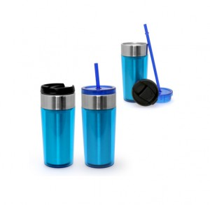 HDT1009 Dual Use Stainless Steel Tumbler